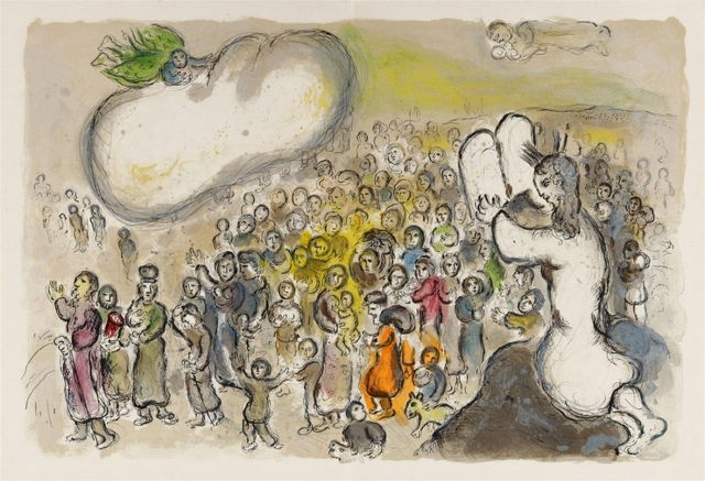 Marc-Chagall-The-Story-of-the-Exodus_5. Moses Beholds All the Work.jpg